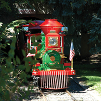 Belleview Park Miniature Train