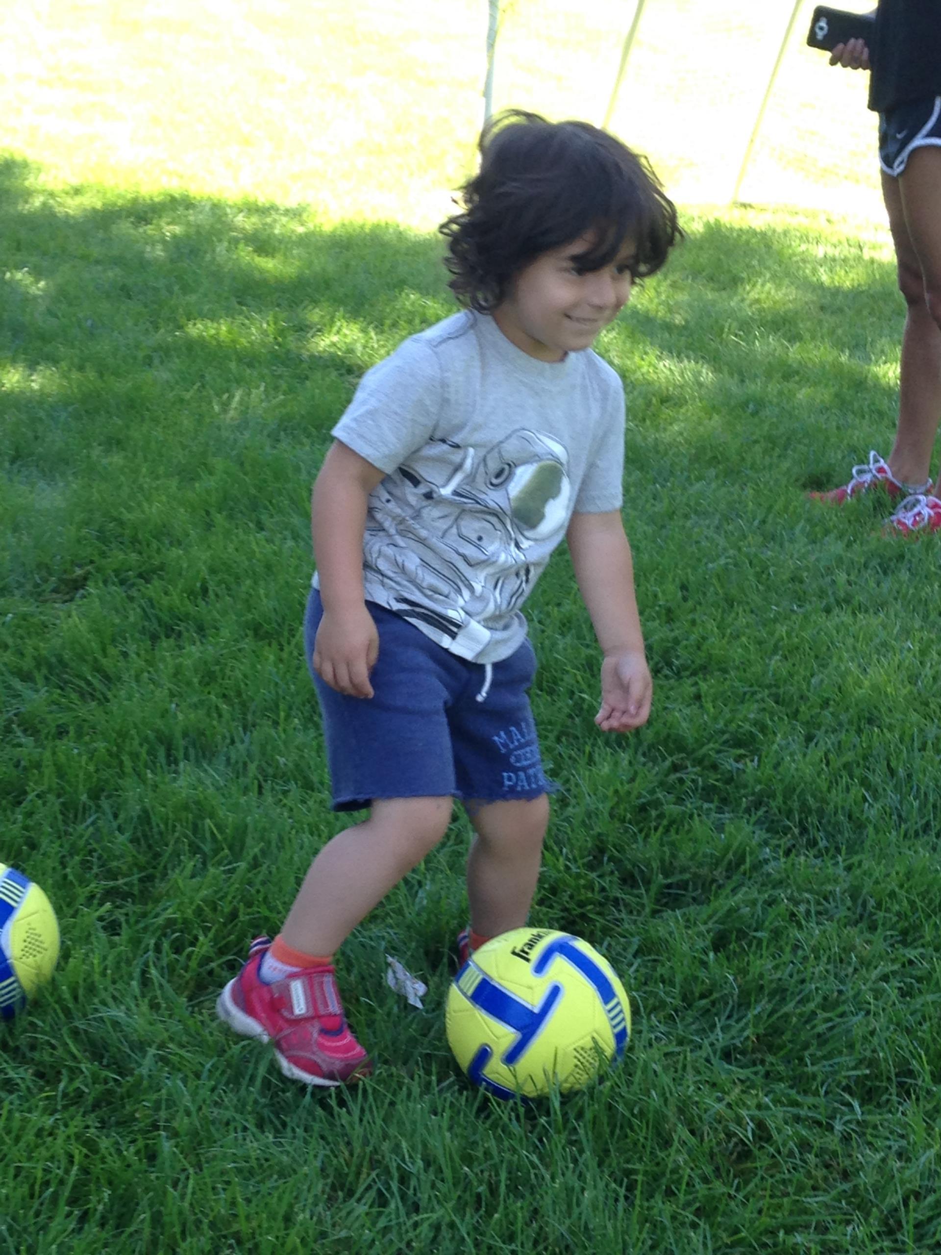 PeeWee Soccer