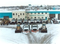Englewood snow removal equipment