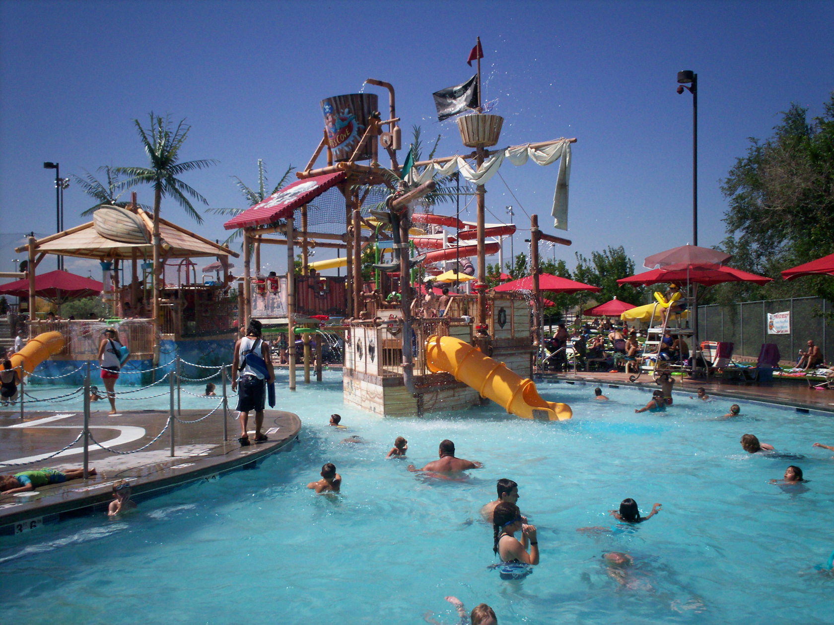 Pirates Cove - Lifeguard Leisure Pool