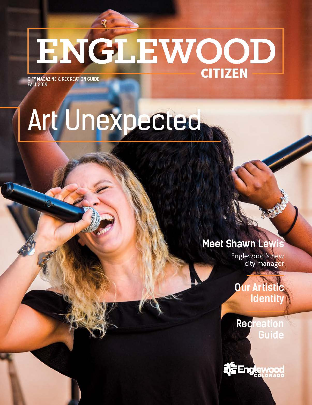 Fall 2019 Englewood Citizen Magazine Cover