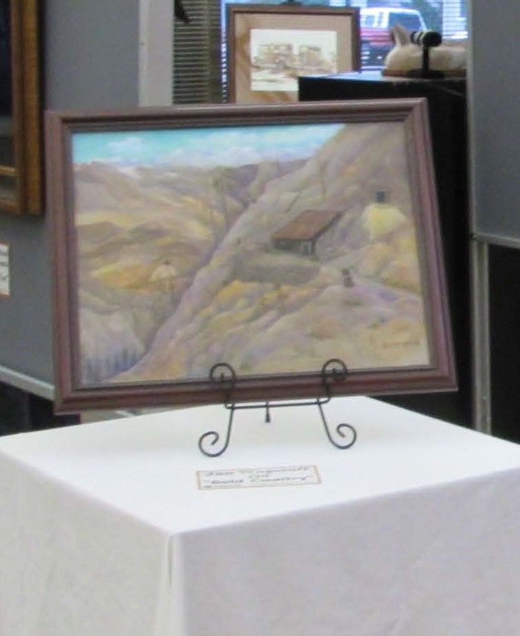 Art on display at Malley Center