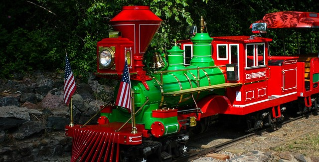 Picture of Belleview Park Train