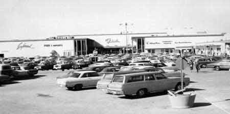 Cinderella City was the largest shopping mall west of the Mississippi