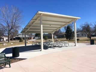 Duncan Park Shelter