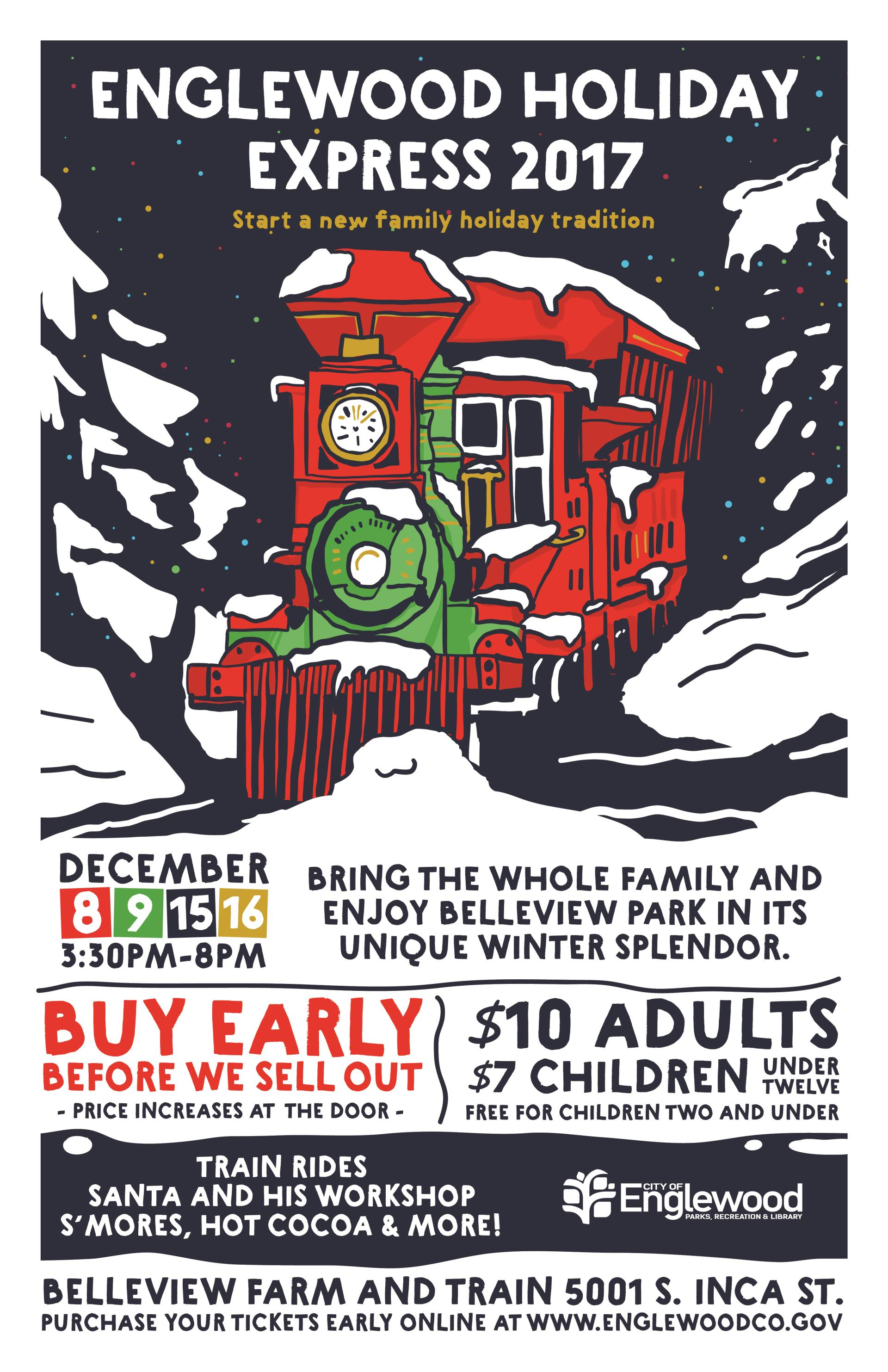 Holiday Express Flyer